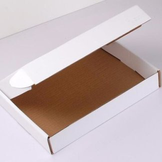 25pcs/lot Blank White Paperboard Craft Gift Boxesm,5x5x5