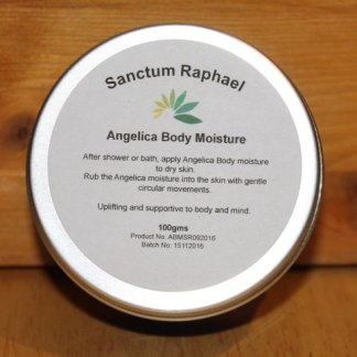 Angelica Body Moisture - 120gms