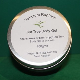 Tea Tree Body Gel – 100gms