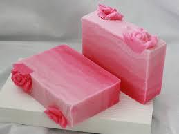 English Rose Organic Soap-118gms