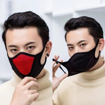 Breathable Dust-proof Anti-ultraviolet Lycra  Riding face masks – washable and reusable-face mask