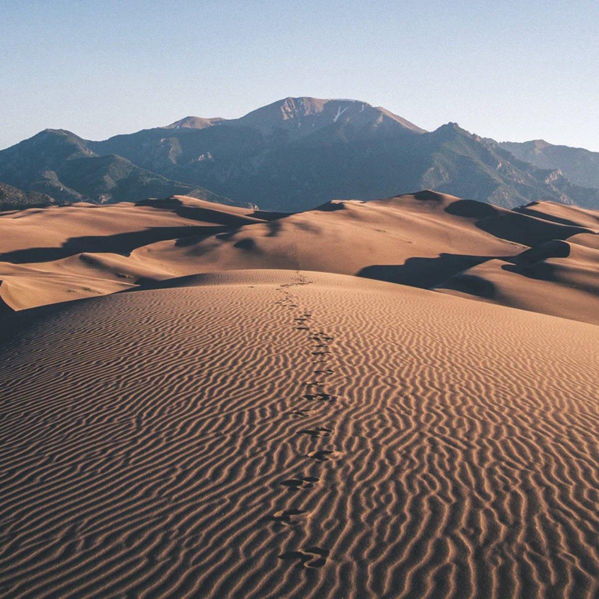 Kelso Dunes, United States
