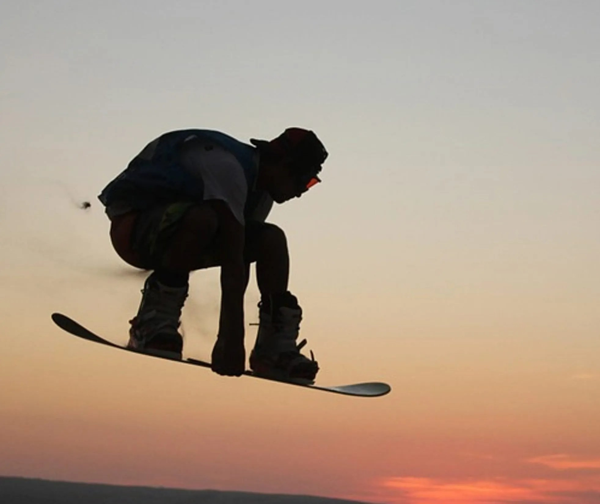 Sandboarding Competitions