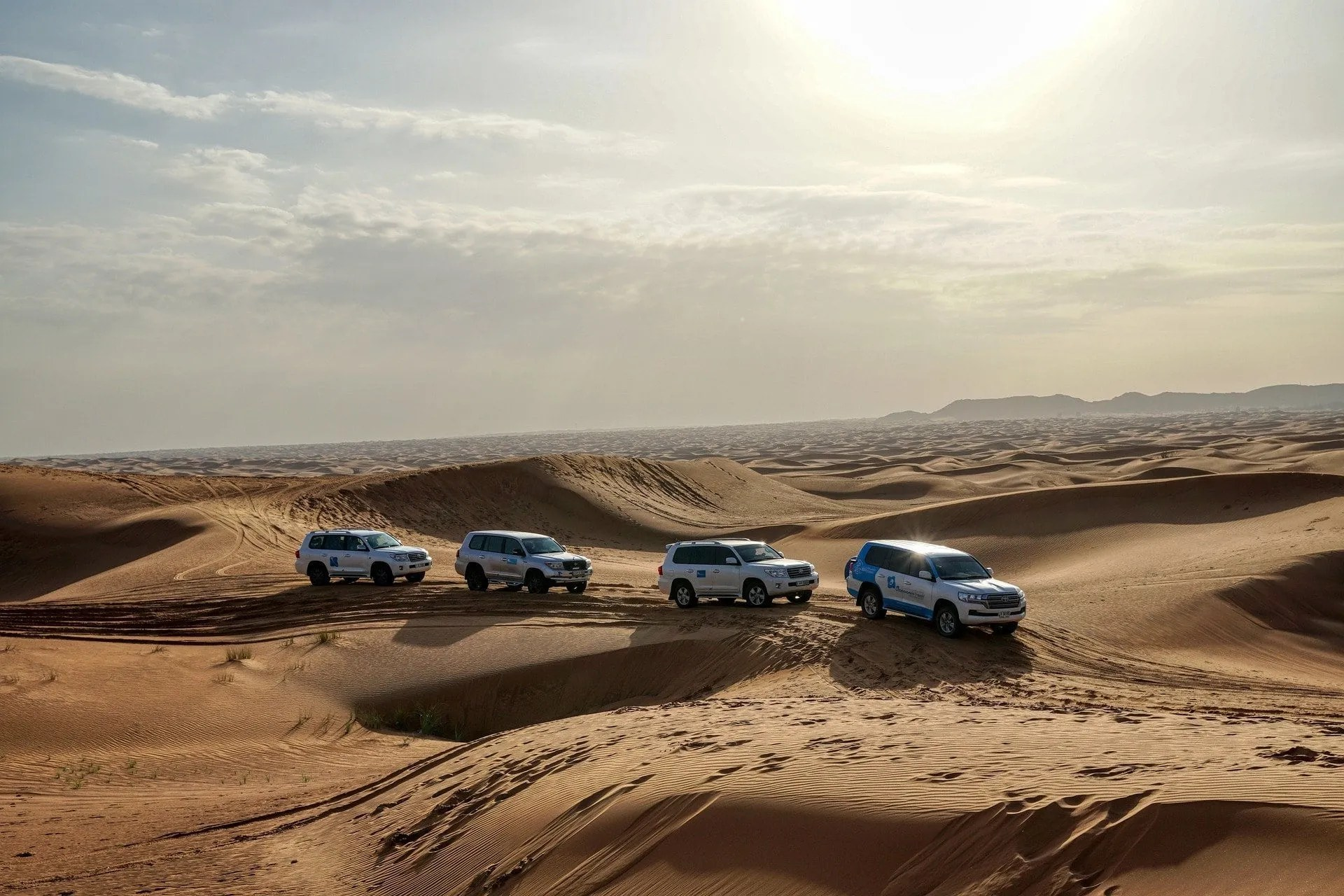 Sandboarding and dune bashing in Dubai: everything you need to know