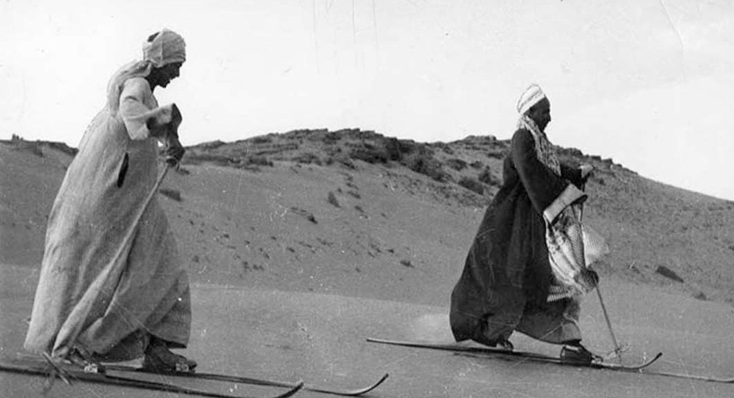 History and Origins of Sandboarding