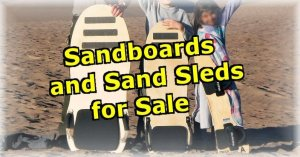Sandboards and Sand Sleds for Sale
