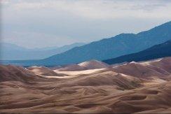Star Dune - Great Sand Dunes National Park, Colorado