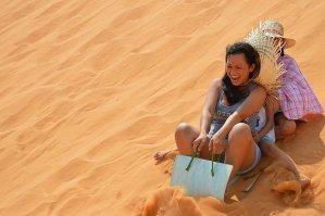 Best Sleds for Sand Dunes
