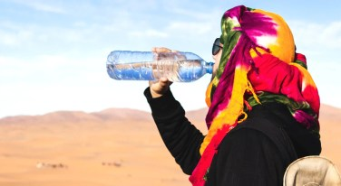 Staying Hydrated in the Desert