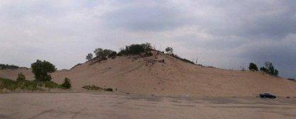Warren Dunes State Park - Tower Hill Dune