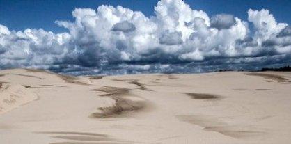 Umpqua Dunes Sandboarding