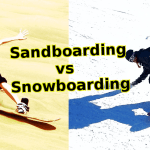 Sandboarding vs Snowboarding