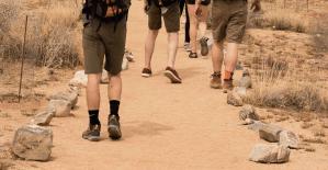Best Socks for Desert Hiking and Backpacking