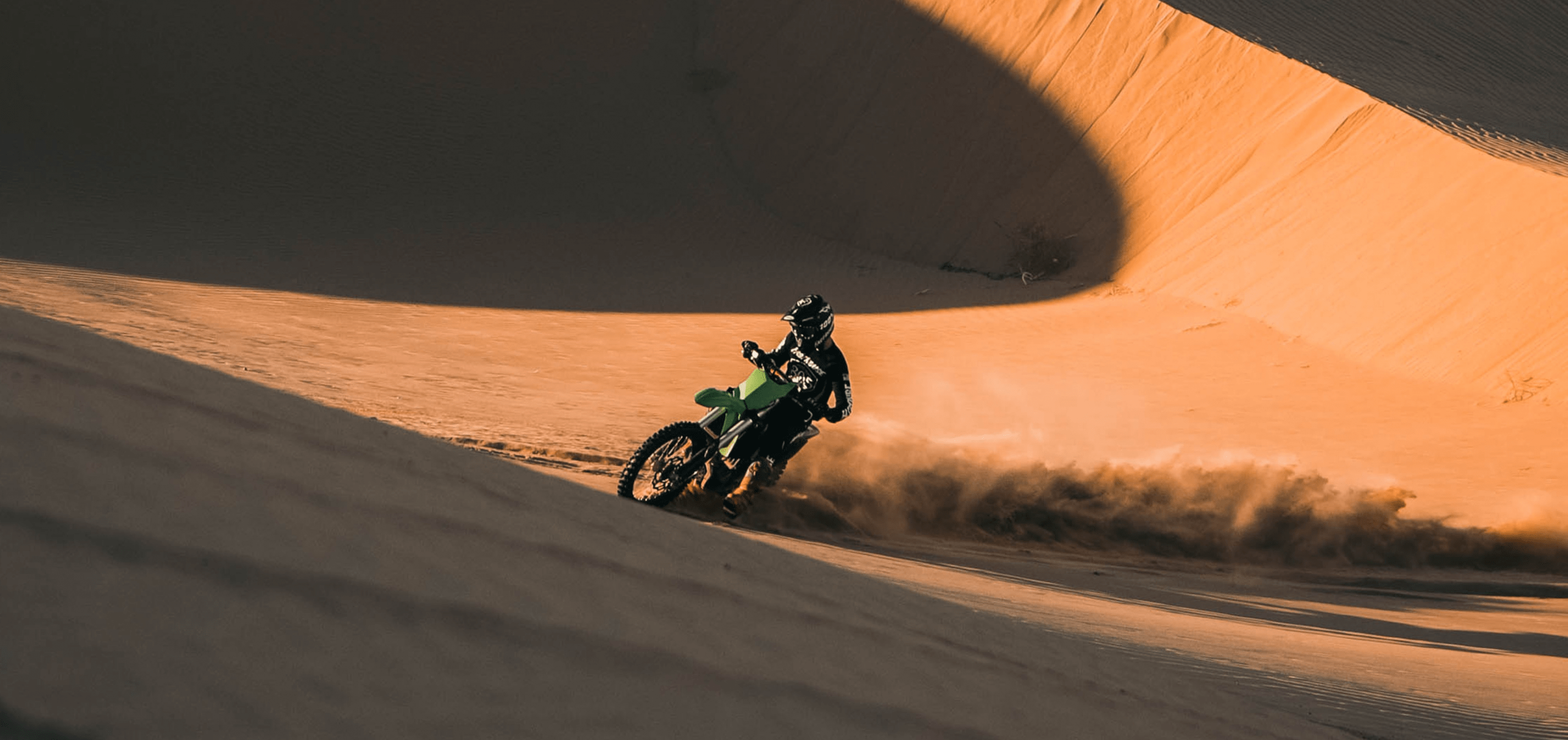 Best Dirt Bikes for Desert Riding