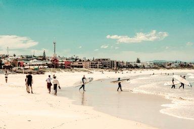 effreys Bay. Eastern Cape, South Africa.
