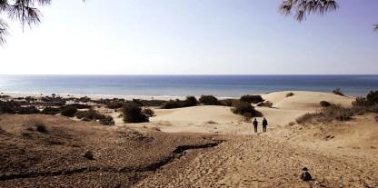 Patara Beach Dunes
