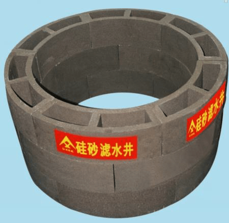 Silica Sand Filter Well