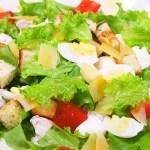 Простой рецепт салата «Цезарь»