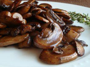 Идеальные жареные грибы рецепты