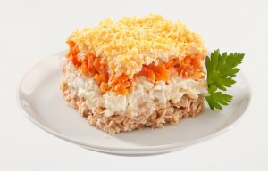 Новогодние салаты простые и быстрые рецепты