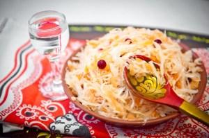 Квашеная капуста вкусные рецепты