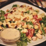 Рецепт классического салата «Цезарь»
