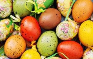 Как покрасить яйца на Пасху рецепты