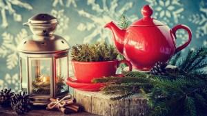 Как украсить новогодний стол на новый 2017 год своими руками — идеи с фото