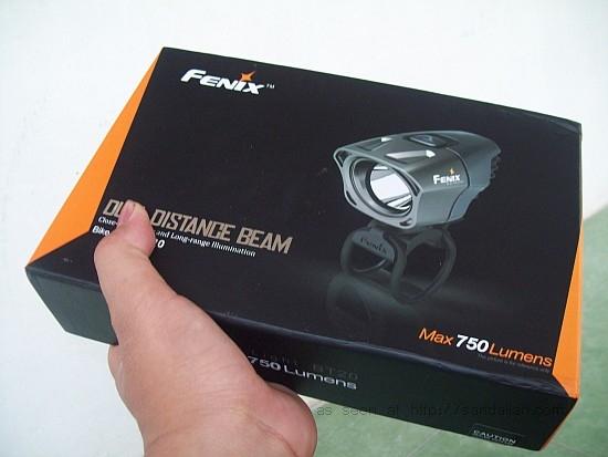 Fenix BT20 in a box