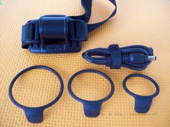 Fenix BT20 parts