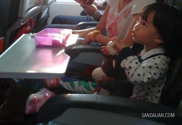 Berangkat ke Jakarta dengan Air Asia