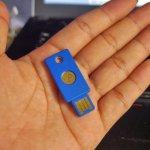 Mencoba Yubikey Security Key