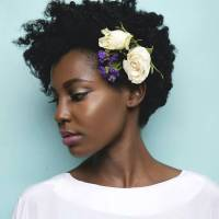 8 Perfect Natural Hair Styles For Destination Weddings ...