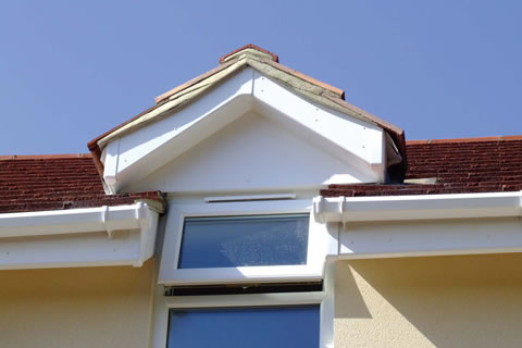 facia and guttering