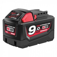 Milwaukee Batteri M18 B9 9,0 Ah