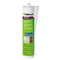 illbruck GS300 Glasmästarsilikon Transparent 310ml