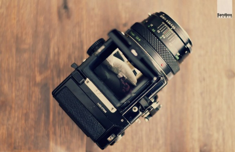 The Bronica