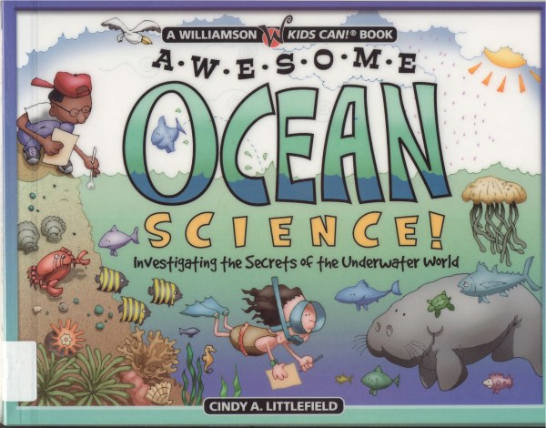 Awesome Ocean Science Clearing Resource
