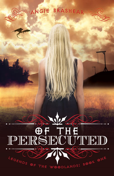 Book Cover for Of the Persecuted by Angie Brashear