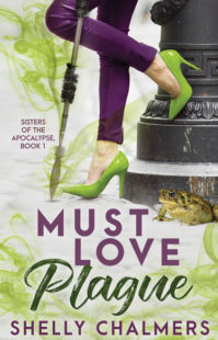 Book Cover for Must Love Plague by Shelly Chalmers