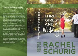 Print Layout for Three Girls and a Wedding by Rachel Schurig