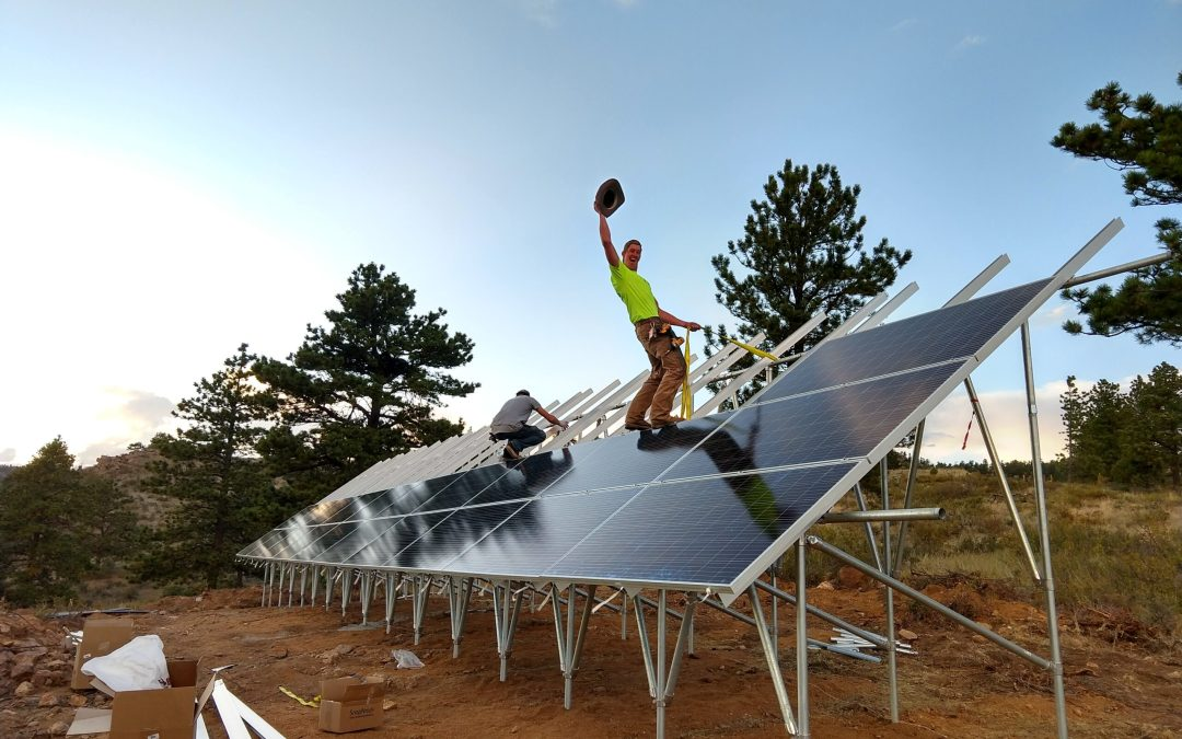 We are Hiring Solar Installers!
