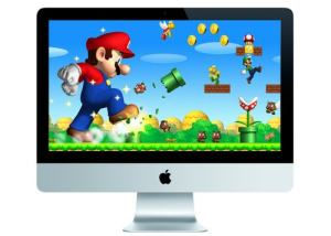 Mario Apple Mac