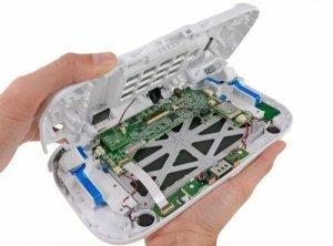 Wii U Innards