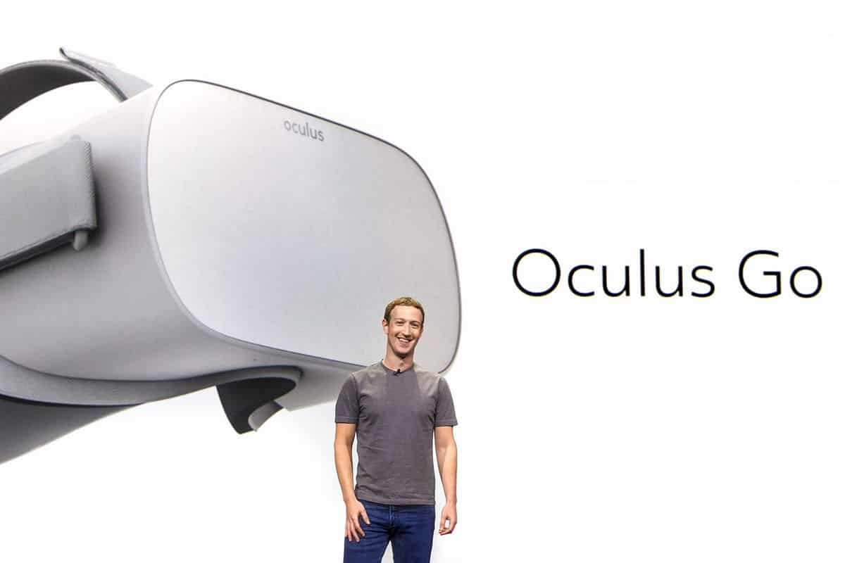 Oculus Go Announcement