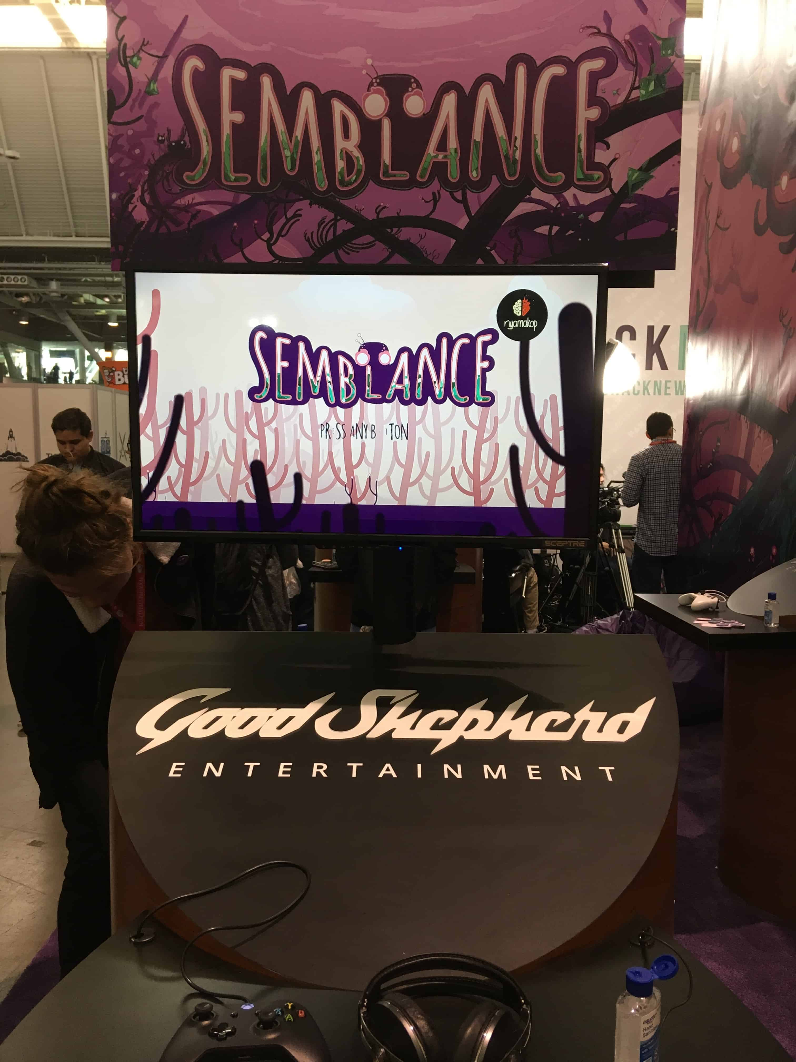 Semblance at PAX East 2018