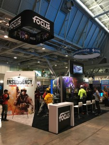 Focus Home Interactive at PAX East 2019