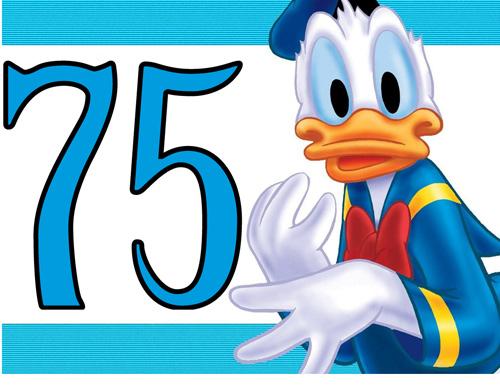 LE BON NUMERO - Page 6 Donald-duck-turns-75