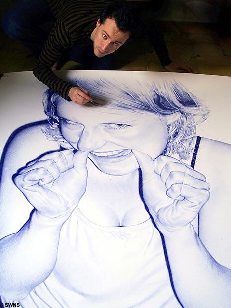 bic drawings