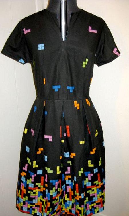 tetris-dress